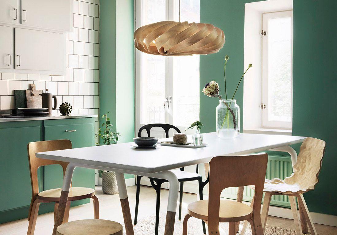 Notre guide pratique pour peindre un meuble de cuisine   Elle ...