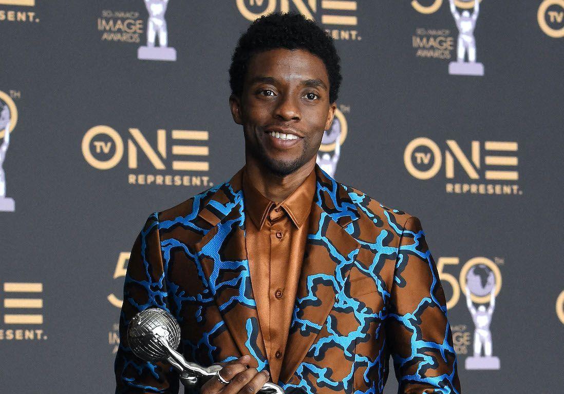 Chadwick Boseman obtient une récompense posthume - Cultea