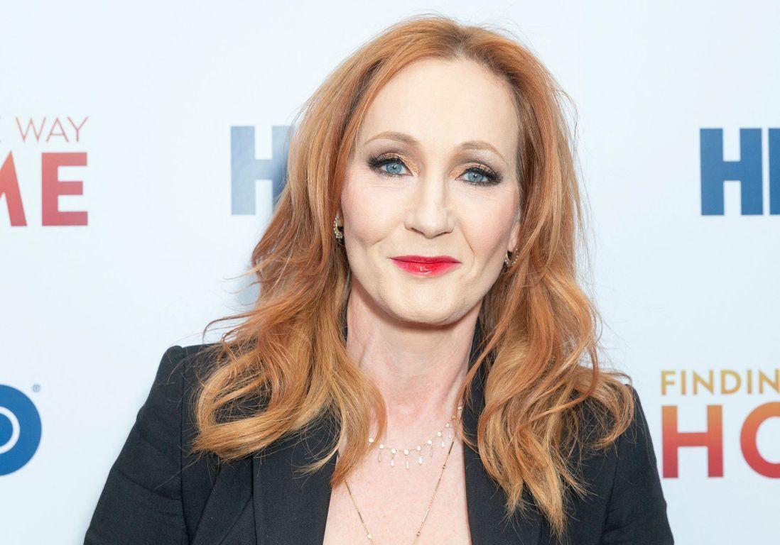 Rencontre avec J. K. Rowling