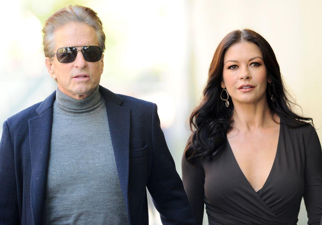Catherine Zeta-Jones et Michael Douglas, séparés depuis plusieurs mois
