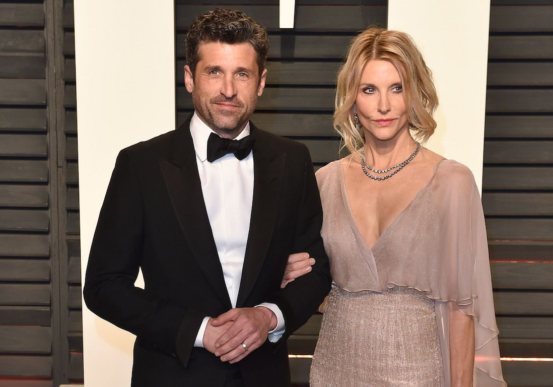 Patrick Dempsey : qui est sa femme Jillian Fink ? - Elle