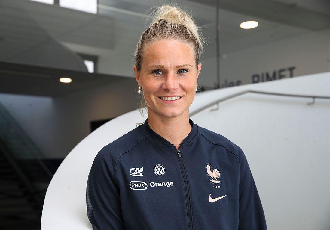 Coupe Du Monde Foot Feminin Qui Est Amandine Henry La Capitaine Des Bleues Elle
