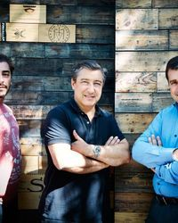 Josep, Joan et Jordi Roca