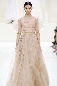 Défilé Christian Dior Haute Couture Automne-hiver 2018/2019