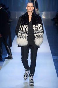 Défilé Jean Paul Gaultier Haute Couture Automne-hiver 2018/2019