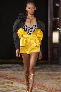 Défilé Redemption Haute Couture Automne-hiver 2018/2019