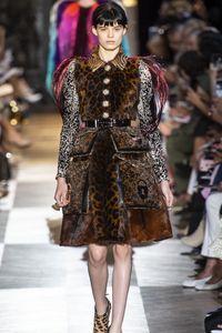 Défilé Schiaparelli Haute Couture Automne-hiver 2018/2019