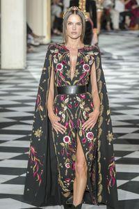 Défilé Zuhair Murad Haute Couture Automne-hiver 2018/2019