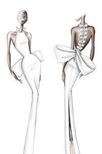 Défilé RALPH & RUSSO Haute Couture Automne-Hiver 2020-2021