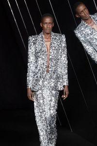 Défilé Azzaro Couture Haute Couture automne-hiver 2021-2022