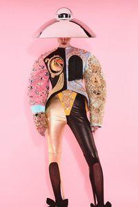 Défilé Schiaparelli Haute Couture automne-hiver 2021-2022
