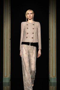 Défilé Armani Privé Haute Couture Printemps-été 2021