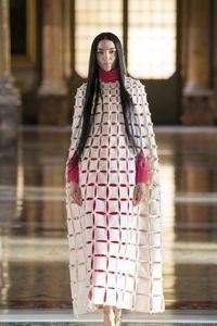 Défilé Valentino Haute Couture Printemps-été 2021