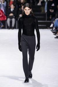 Défilé Balenciaga Prêt à porter Automne-hiver 2018/2019
