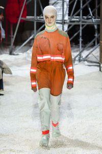 Défilé Calvin Klein Prêt à porter Automne-hiver 2018/2019