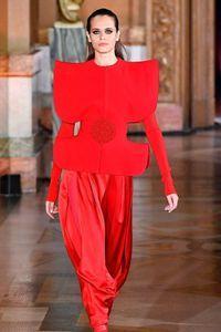 Défilé Stéphane Rolland Haute Couture Automne-Hiver 2019-2020