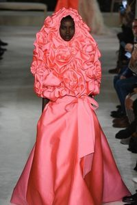 Défilé Valentino Haute Couture printemps-été 2019