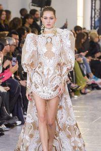Défilé Elie Saab Haute Couture Printemps-été 2020