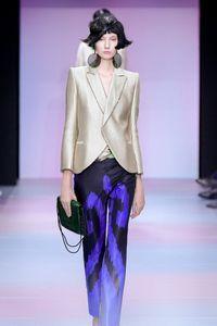 Défilé GIORGIO ARMANI PRIVE Haute Couture Printemps-été 2020