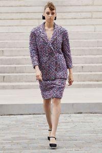 Défilé Chanel Haute Couture automne-hiver 2021-2022