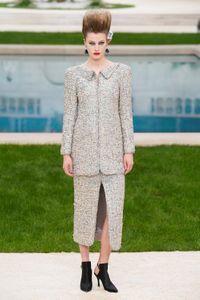 Défilé Chanel Haute Couture printemps-été 2019