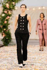 Défilé Chanel Haute Couture Printemps-été 2021