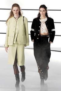 Défilé Chanel Prêt à porter Automne-Hiver 2020-2021