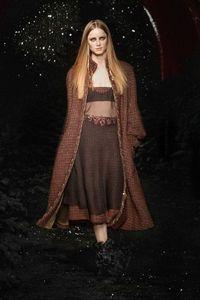 Défilé Chanel Prêt à porter automne-hiver 2021-2022