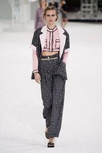 Défilé Chanel Prêt à porter Printemps-été 2021