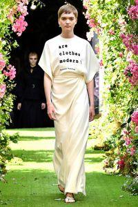 Défilé Christian Dior Haute Couture Automne-Hiver 2019-2020