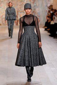 Défilé Christian Dior Haute Couture automne-hiver 2021-2022