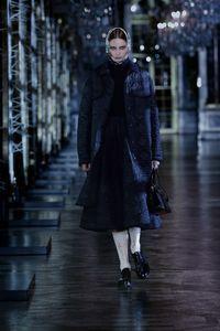 Défilé Christian Dior Prêt à porter automne-hiver 2021-2022
