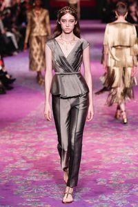 Défilé DIOR Haute Couture Printemps-été 2020