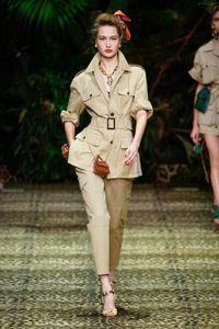 Défilé Dolce & Gabbana Prêt à porter Printemps-été 2020