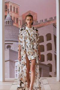 Défilé FENDI COUTURE Haute Couture automne-hiver 2021-2022