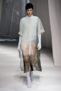 Défilé Fendi Prêt à porter Printemps-été 2021