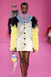 Défilé Georges Hobeika Haute Couture Automne-Hiver 2019-2020