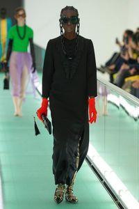 Défilé Gucci Prêt à porter Printemps-été 2020