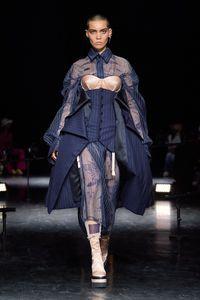 Défilé Jean Paul Gaultier Haute Couture automne-hiver 2021-2022