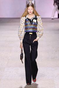 Défilé Louis Vuitton Prêt à porter Printemps-été 2020