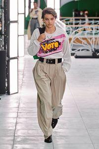 Défilé Louis Vuitton Prêt à porter Printemps-été 2021