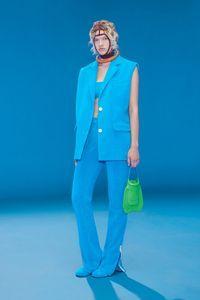 Défilé Nina Ricci Prêt à porter printemps-été 2022