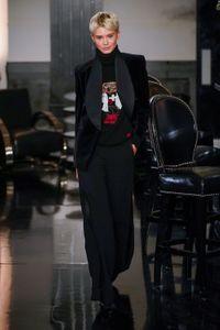 Défilé Ralph Lauren Prêt à porter Automne-Hiver 2019-2020