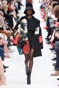 Défilé Valentino Prêt à porter Automne-Hiver 2019-2020