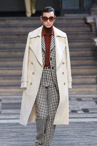 Défilé Victoria Beckham Prêt à porter Printemps-été 2020