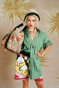 Défilé Vivienne Westwood Prêt à porter Printemps-été 2021