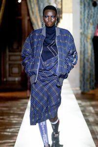 Défilé Andreas Kronthaler For Vivienne Westwood Prêt à porter Automne-Hiver 2020-2021
