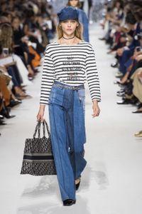 Défilé Christian Dior Prêt à porter Printemps-Été 2018