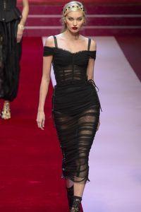 Défilé Dolce & Gabbana Prêt à porter Printemps-Été 2018