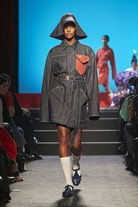 Défilé Kenzo Prêt à porter Printemps-Été 2018